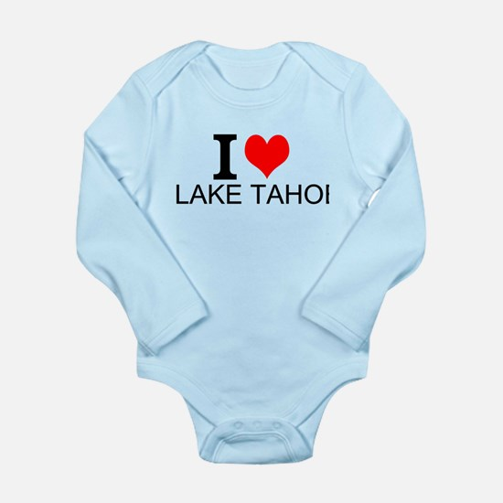 I Love Lake Tahoe Body Suit