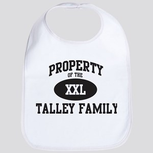 Property of Talley Family Bib