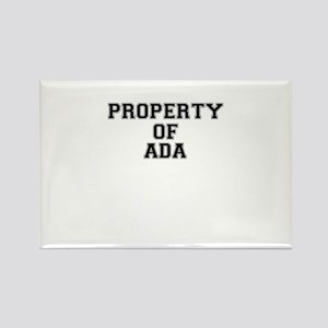 Property of ADA Magnets