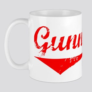 Gunner Vintage (Red) Mug