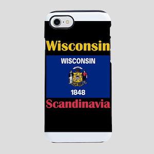 Scandinavia Wisconsin iPhone 8/7 Tough Case