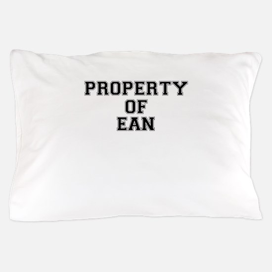 Property of EAN Pillow Case