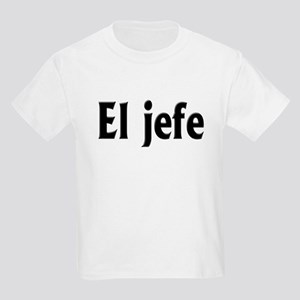 El jefe (The Boss) Kids Light T-Shirt