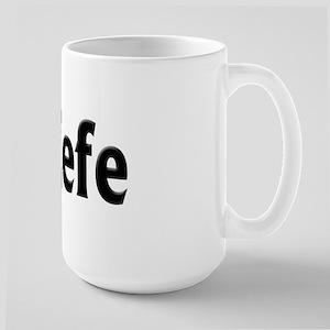 El Jefe (the Boss) Large Mug Mugs