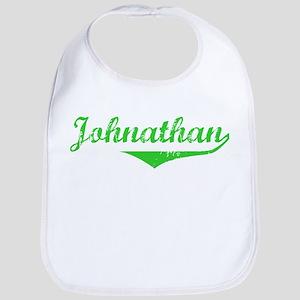 Johnathan Vintage (Green) Bib