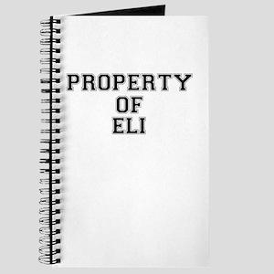Property of ELI Journal