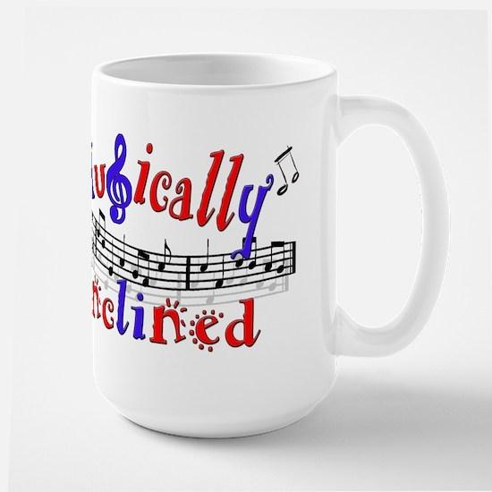 musicallyinclinedblue Mugs