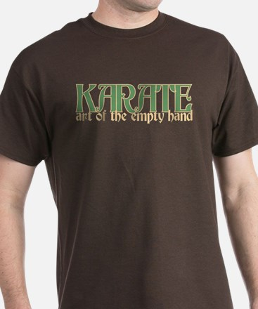 Karate Art of the Empty Hand T-Shirt
