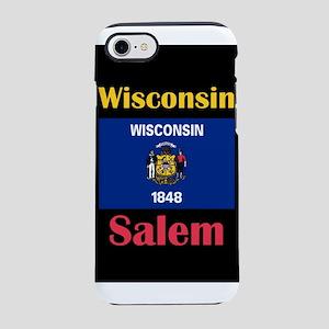 Salem Wisconsin iPhone 8/7 Tough Case