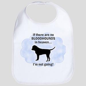 Bloodhounds In Heaven Bib