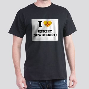 I love Hurley New Mexico T-Shirt