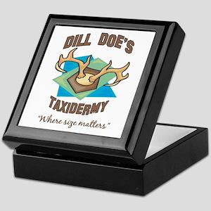 Dill Doe's Taxidermy Keepsake Box