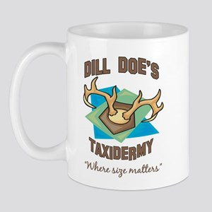 Dill Doe's Taxidermy Mug