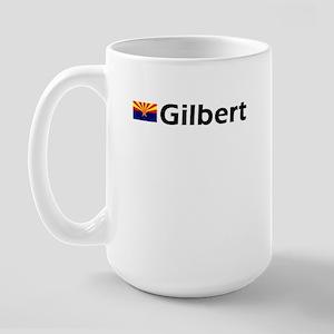 Gilbert Large Mug