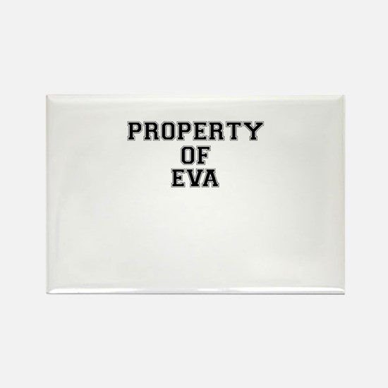 Property of EVA Magnets