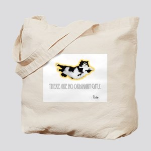 No Ordinary Cats Tote Bag