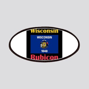 Rubicon Wisconsin Patch