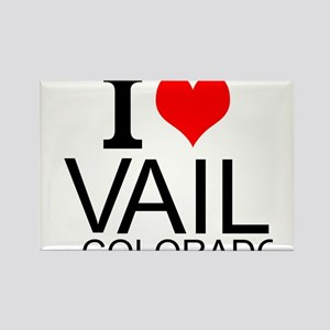 I Love Vail, Colorado Magnets