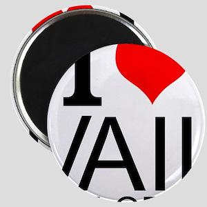 I Love Vail, Colorado Magnets