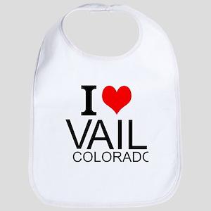 I Love Vail, Colorado Bib