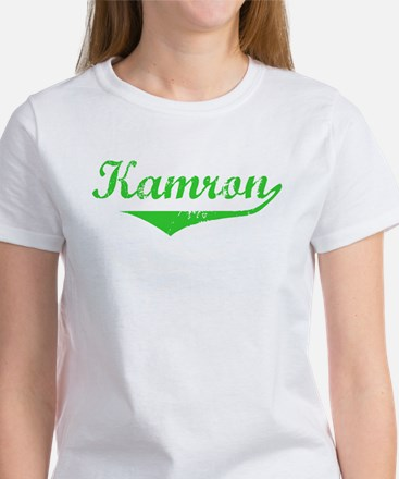Kamron Vintage (Green) Women's T-Shirt