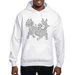 Dragon 5 Hooded Sweatshirt