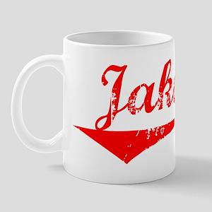Jakob Vintage (Red) Mug
