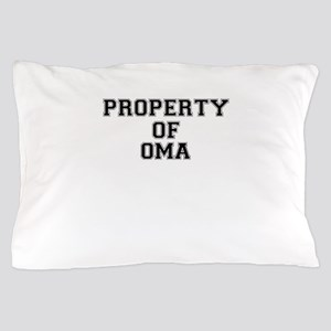 Property of OMA Pillow Case