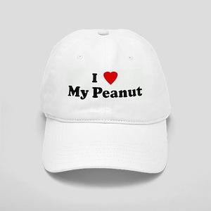 I Love My Peanut Cap