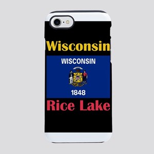 Rice Lake Wisconsin iPhone 8/7 Tough Case