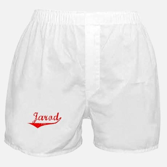 Jarod Vintage (Red) Boxer Shorts