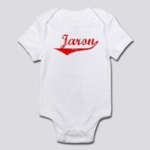 Jaron Vintage (Red) Infant Bodysuit