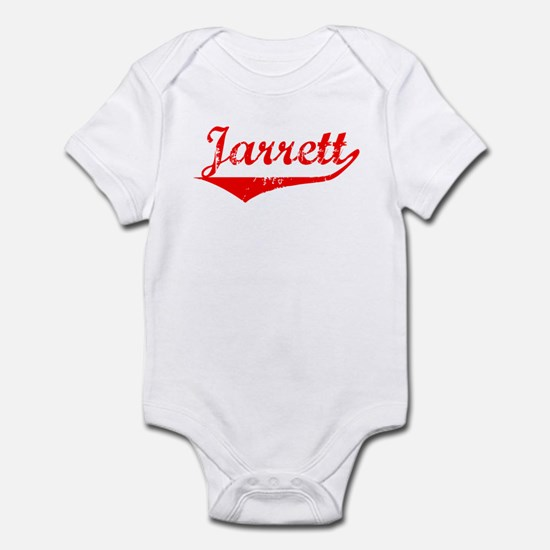 Jarrett Vintage (Red) Infant Bodysuit