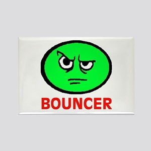 BOUNCER Rectangle Magnet