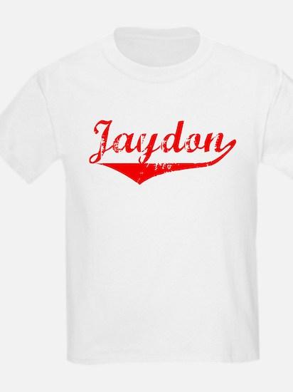 Jaydon Vintage (Red) T-Shirt