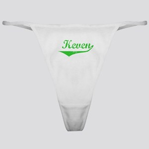 Keven Vintage (Green) Classic Thong