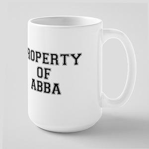 Property of ABBA Mugs