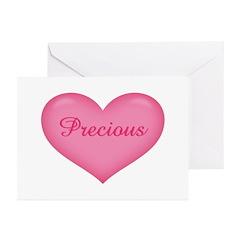 Precious Heart Greeting Cards (Pk of 20)