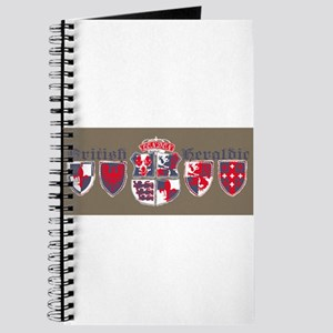 British shield Journal