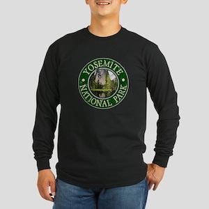 Yosemite Nat Park Design 2 Long Sleeve T-Shirt