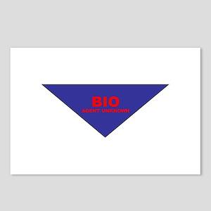 BIO Postcards (Package of 8)