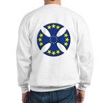 European Union Biker Cross Sweatshirt