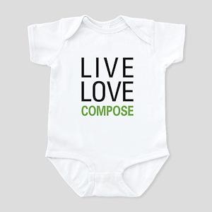 Live Love Compose Infant Bodysuit