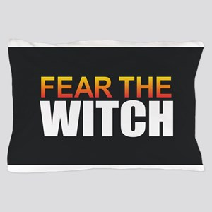 Fear the Witch Pillow Case