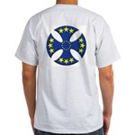 European Union Biker Cross Light T-Shirt
