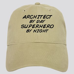 Architect Day Superhero Night Cap