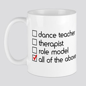 Dance Teacher Mug