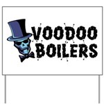 Voodoo Boilers Yard Sign