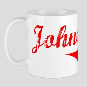 Johnathon Vintage (Red) Mug