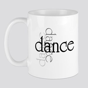 Dance Shadows Mug